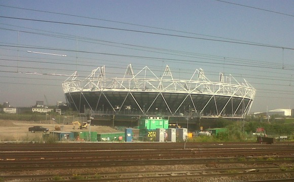 London 2012 Olympisch Stadion