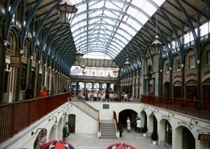 Londense Wijk Covent Garden