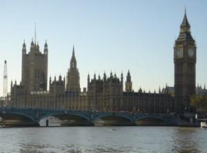 Londen wijk Westminster