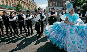 Notting Hill Londen rellen
