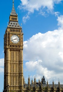 De Big Ben in Londen, straks de Elizabeth Tower?
