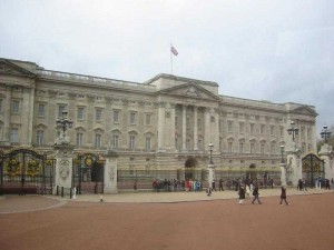 Buckingham Palace in Londen