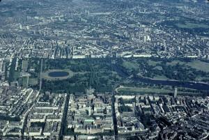 Hyde Park in Londen