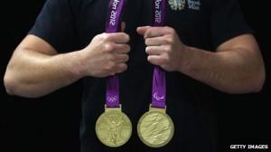 Medailles Olympische Spelen Londen