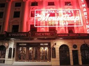 Kaartjes theaters in Londen