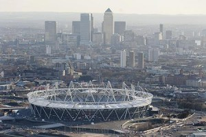 Stadions Londen 2012