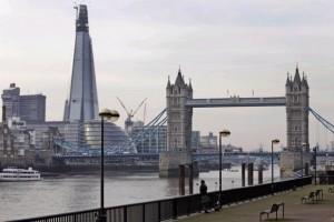 The Shard is het hoogste gebouw in Londen
