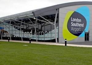 Londen Southend Vliegveld