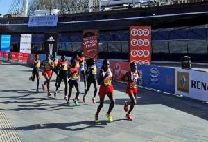 Marathon van Londen 2012