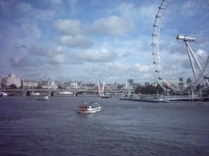 Londen de Theems Thames