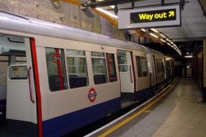 Londense Metro nog niet Automatisch