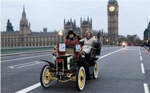 Londen to Brighton Veteran Car Run komende zondag