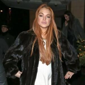 Lindsay Lohan Londen